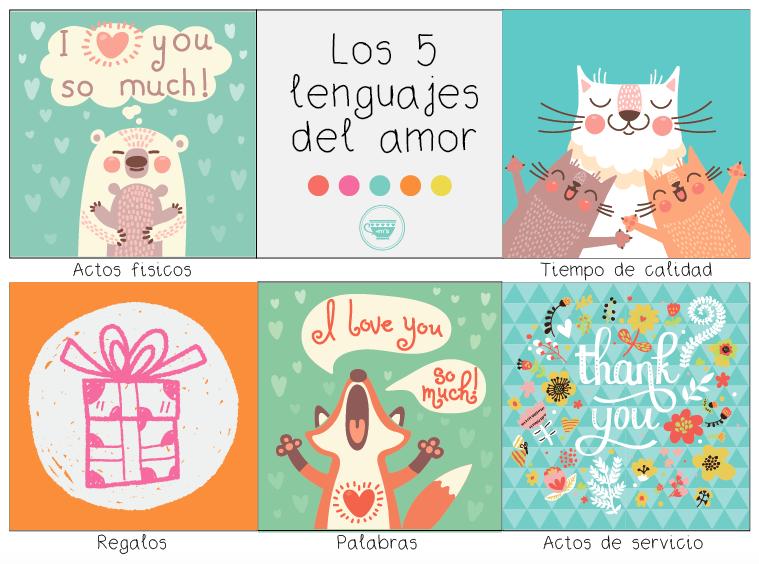 Los cinco lenguajes del amor Libro Bolsillo